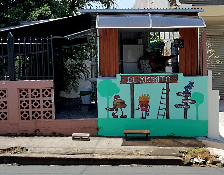 El Kioskito - Tacos, Nachos, Wraps, Burritos - Home Business