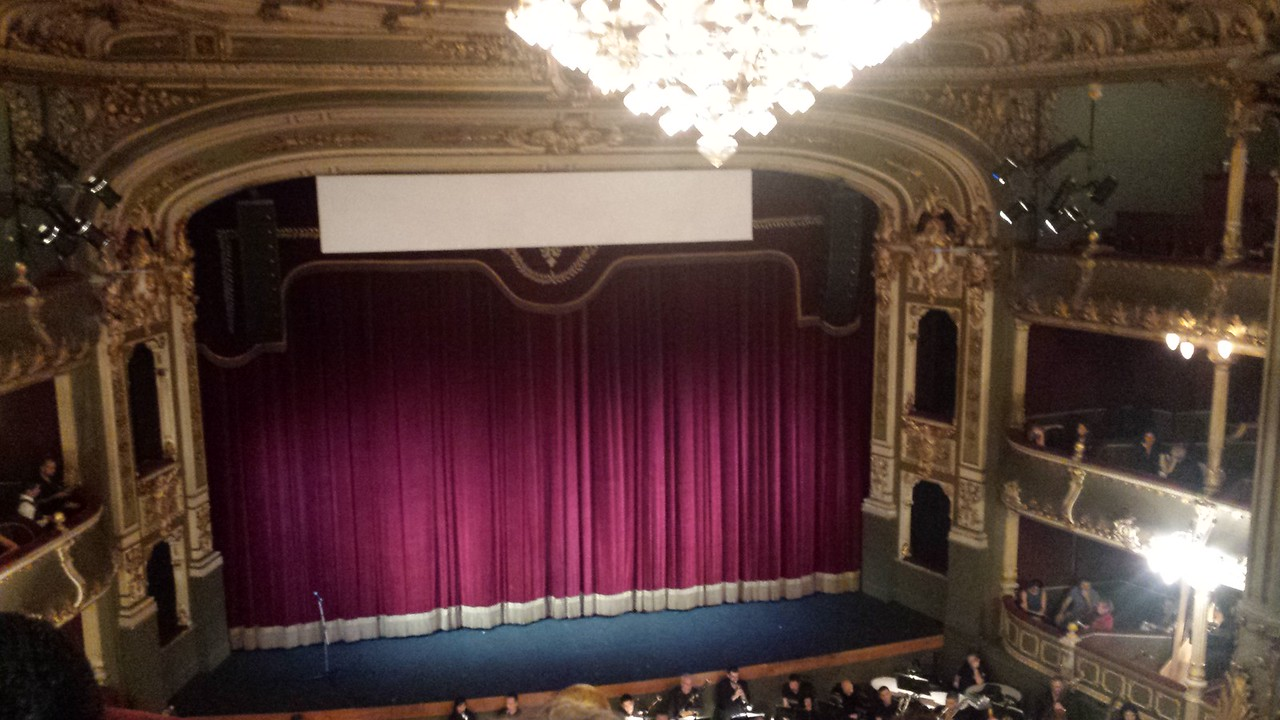 Stage of National Theater