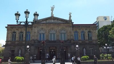 Teatro Nacional - The National Theater