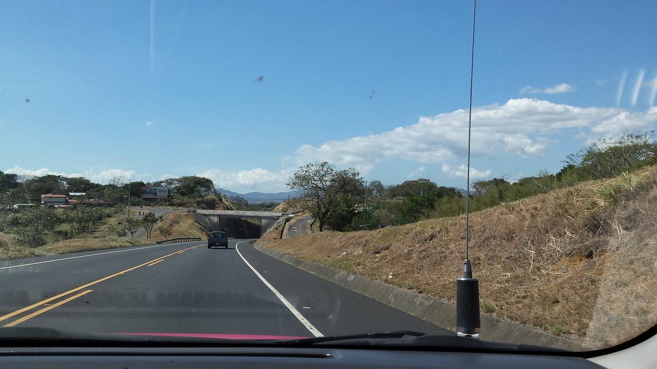 Ruta 27 West of San Jose