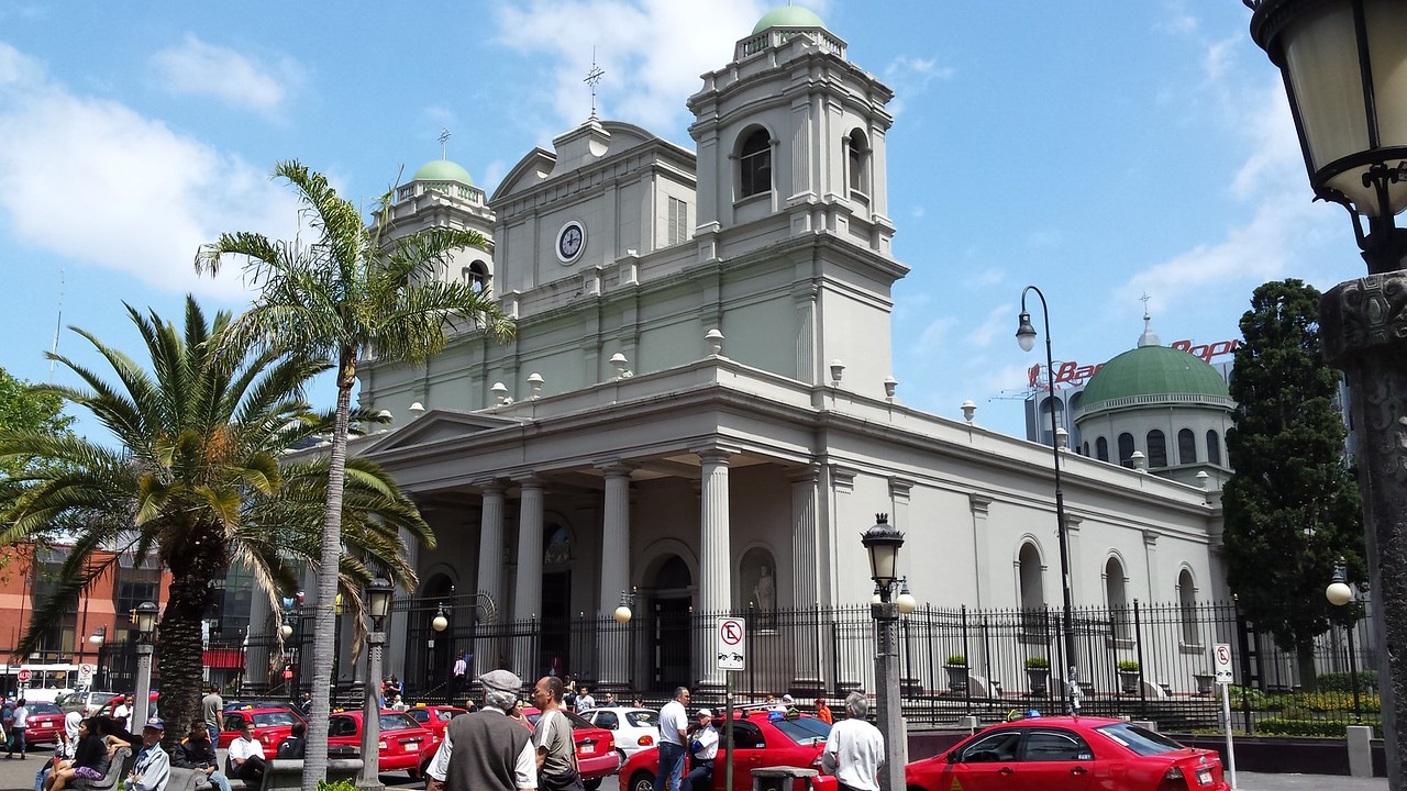 Metropolitan Cathedral of San Jose