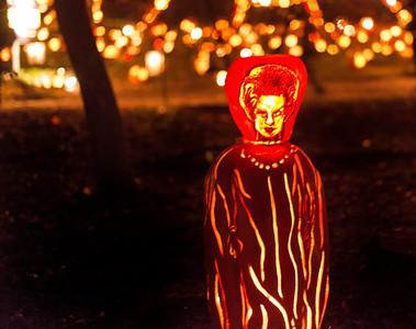 jack o lantern blaze