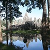 Angkor Tom Reflections