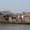 Cambodian Houseboat
