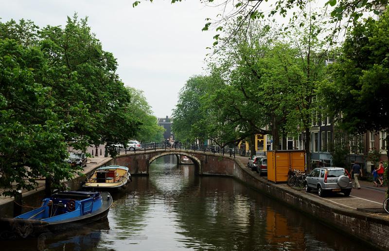 Reguliersgracht near Prinsengracht