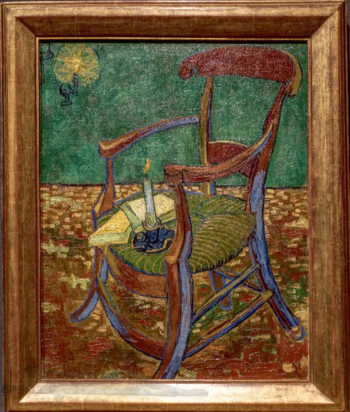 A Chair - Vincent Van Gogh