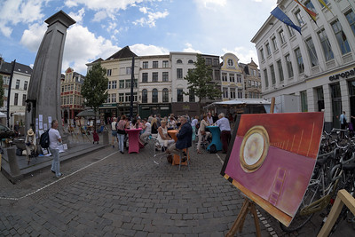 Town Square, Ghent