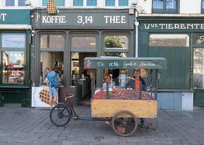 Street Choco in Gent