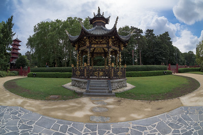 Chinese Pavilion, Brussels