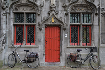 Eyes of the House. Bruges