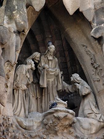 Sagarada Familia in Barcelona