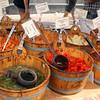 Broadway Market Food for Sale