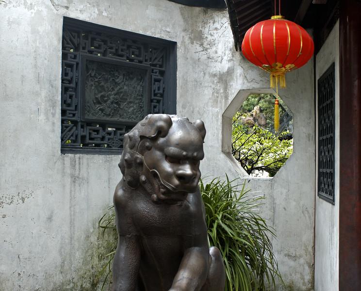 Lion & Lantern, Yuyuan Gardens, Shanghai