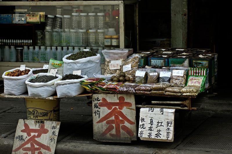Street Store, Hongkou District, Shanghai