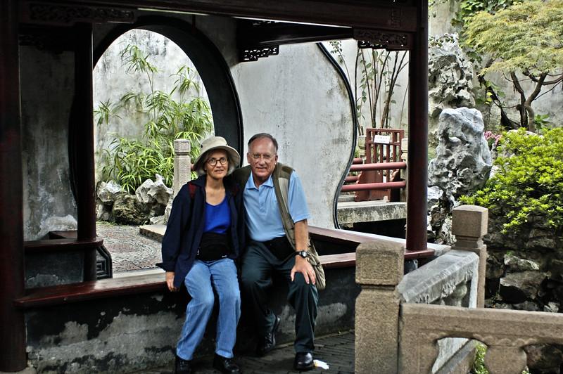 Cher & Den, Yuyuan Gardens, Shanghai