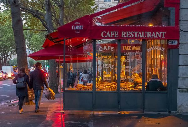 L'Annexe, Paris