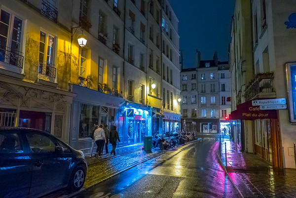 Rue St. Paul North, Paris 2