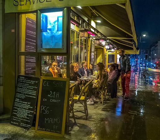 L'Ardoise Cafe, Paris 4