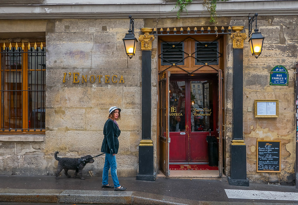L'Enoteca, Paris