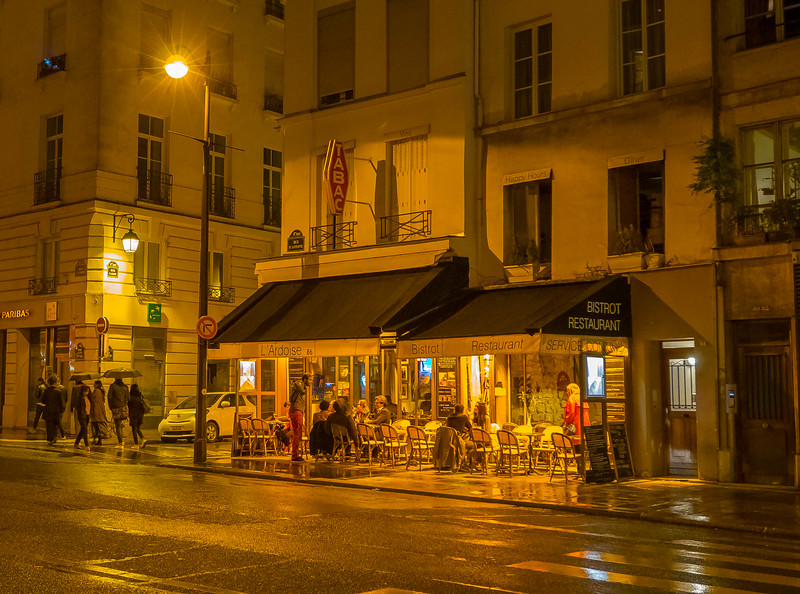 L'Ardoise Cafe, Paris 1
