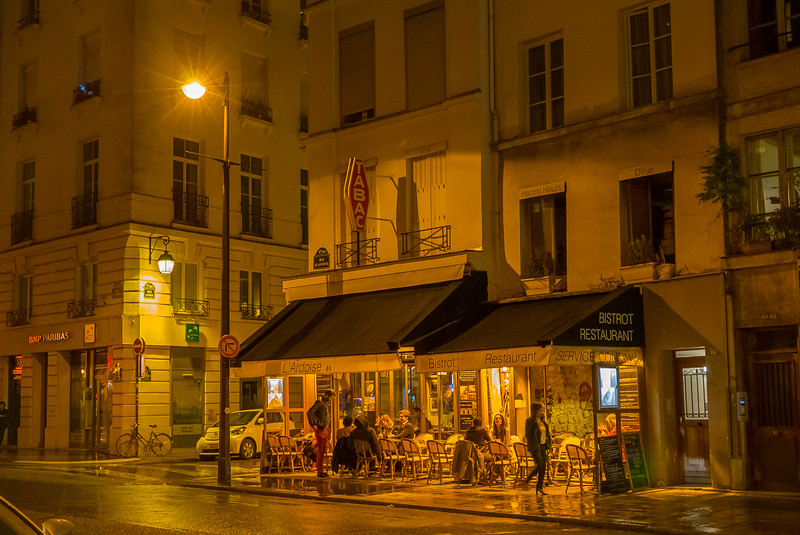L'Ardoise Cafe, Paris 2