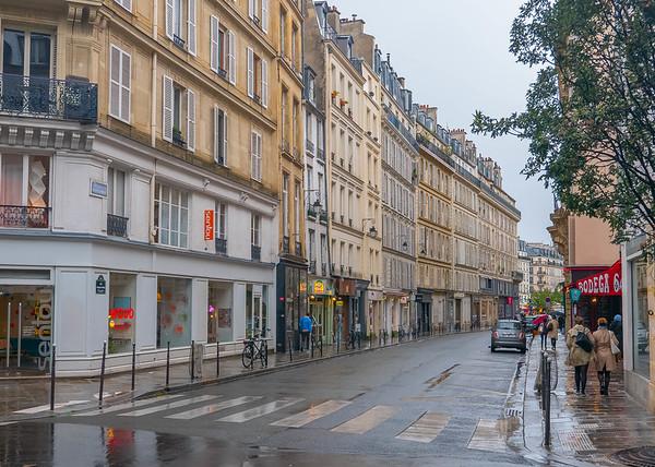 Bodega, Paris