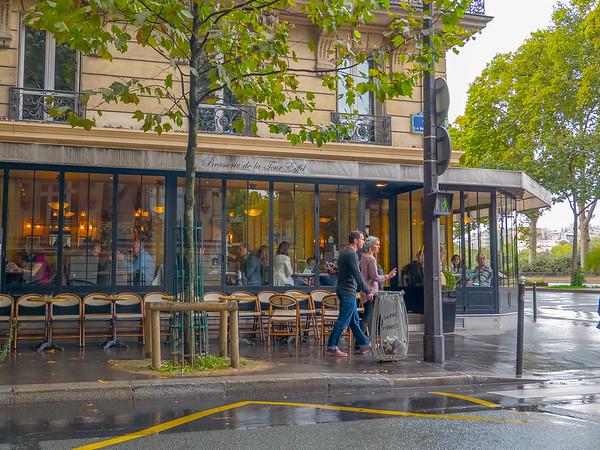 Brasserie de la Tour Eiffel, Paris