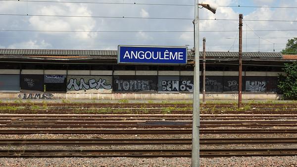 Angouleme Railway Station