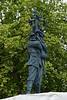 Colonel de Nattes Statue