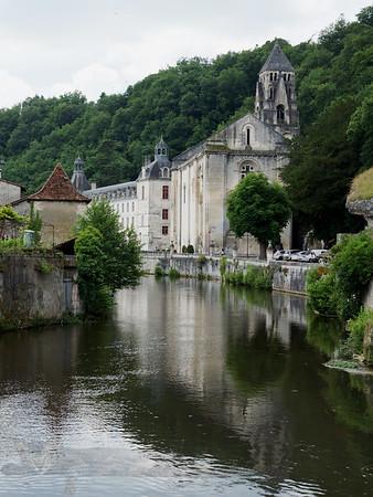 Brantome - France