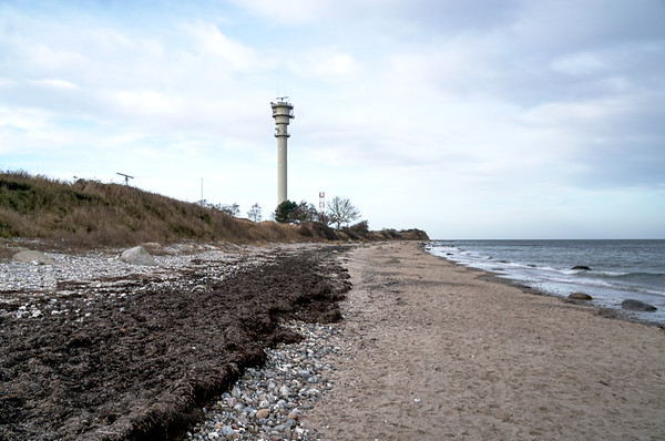 Fehmarn - Beach and Tower