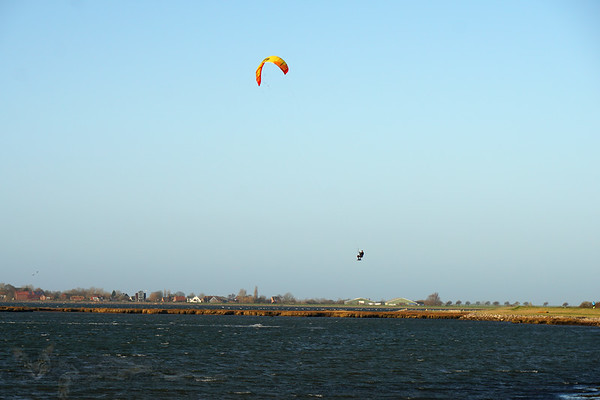 Fehmarn - Kitesurfing