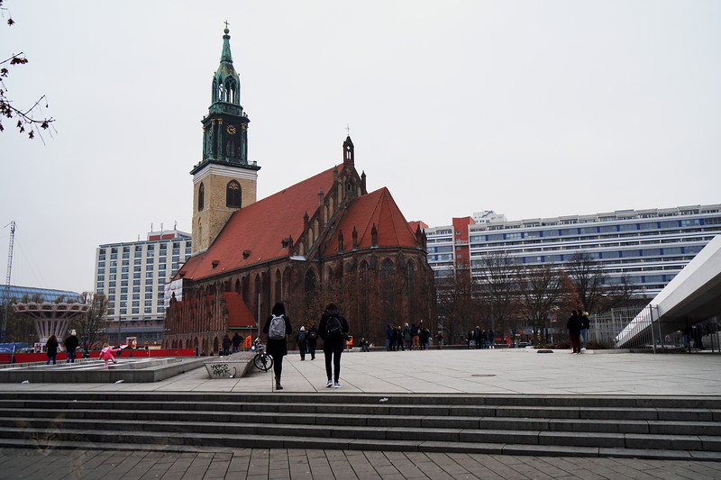 St. Mary's Church, Berlin
