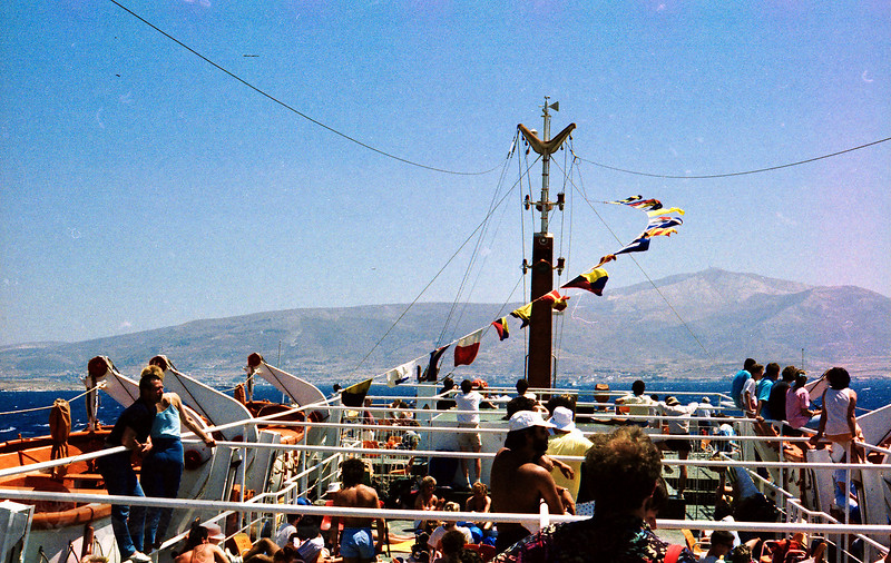 Greek Ferry (80s)