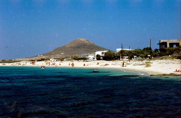 Agios Prokopios Beach (80s)