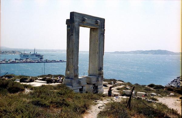 Naxos Arch