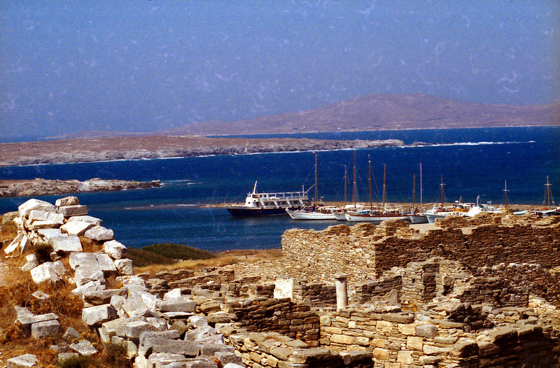 Delos in the 80s