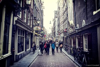 Amsterdam Street Walkers