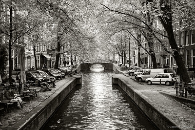 Amsterdam BW Canal