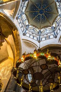 Munsterkerk Celestial Ceiling