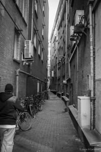 Amsterdam Alleyway