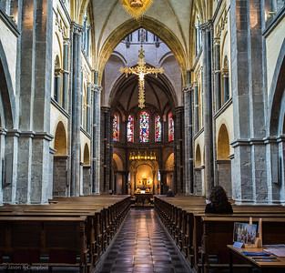 Munsterkerk Front