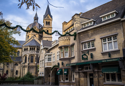 Roermond Architecture