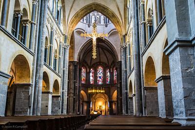 Munsterkerk Pew Perspective