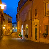 Night Street, Sirmione, Lombardy, Italy