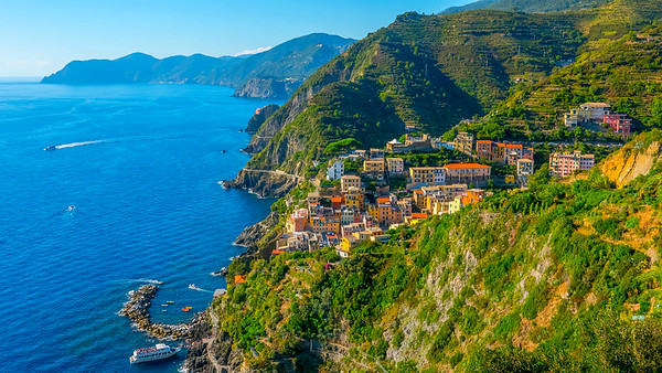 Riomaggiore, Cinque Terre, Italy 3