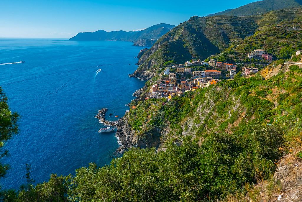 Riomaggiore, Cinque Terre, Italy 2