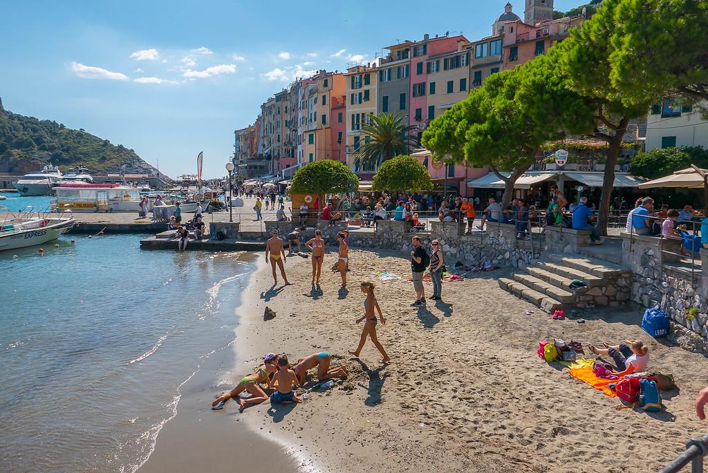 The Little Beach, Portovenere, Italy