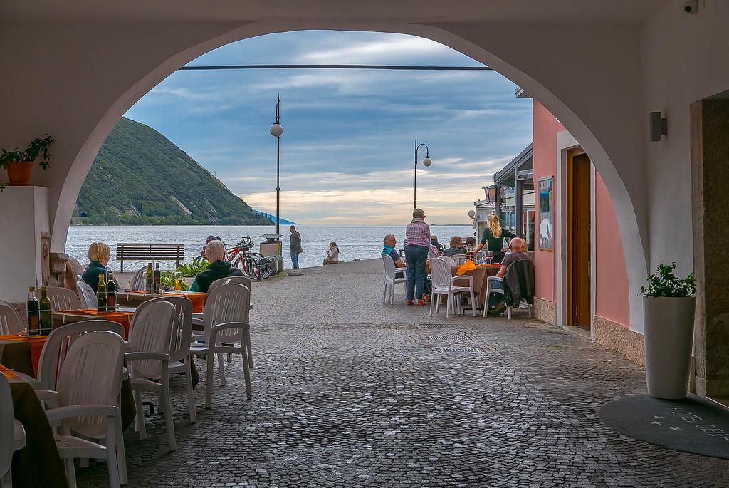 Hotel Geier, Torbole, Lago di Garda, Italy