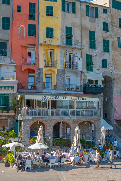 Ristorante Elettra, Portovenere, Italy